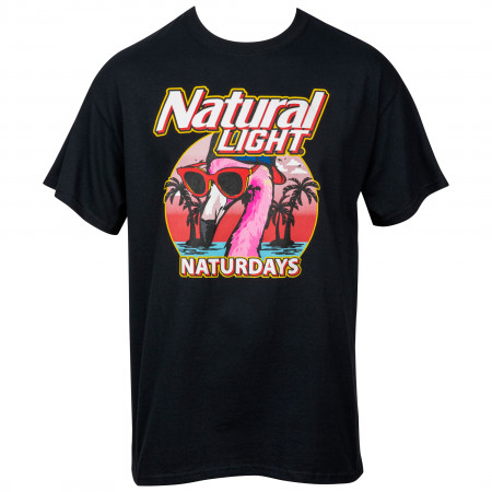 Natural Light You Party? Naturdays T-Shirt