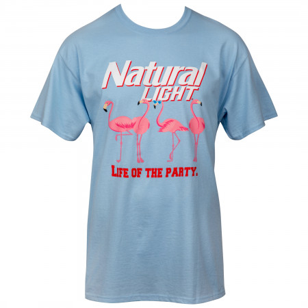 Natural Light Life of the Party T-Shirt