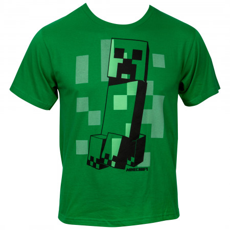Minecraft Creeper Youth T-Shirt