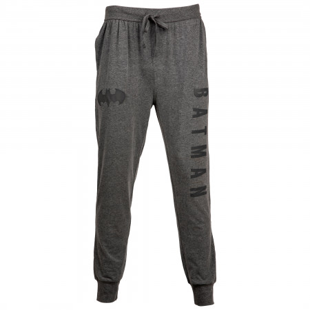 Batman Text and Logo Joggers