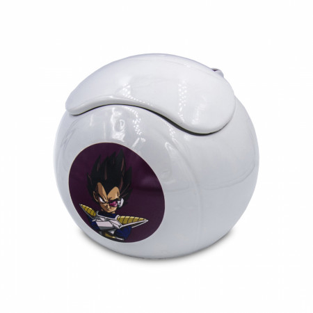 Dragon Ball Z 3D Saiyan Space Pod 17 oz. Magic Mug