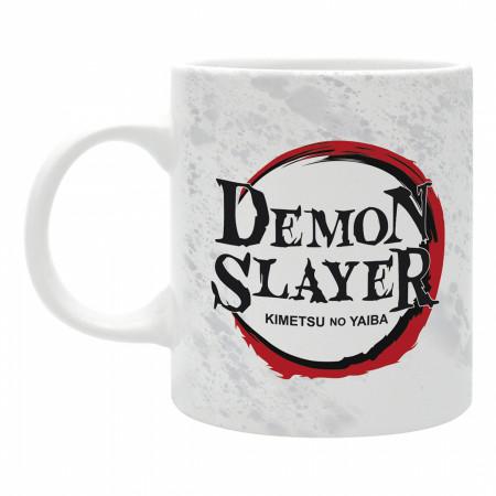 Demon Slayer Tanjiro & Nezuko 11 oz. Mug