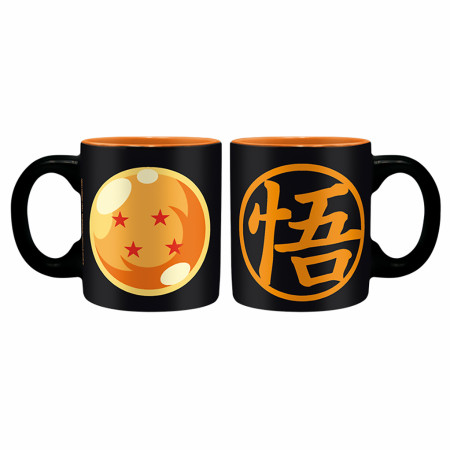 Dragon Ball Z Drink Set - Shot Glass, Drinking Glass & Coffee Mug