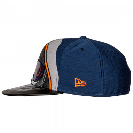 Taskmaster Character Armor 59Fifty Fitted New Era Hat