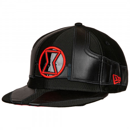 Black Widow Movie Character Armor 59Fifty Fitted New Era Hat