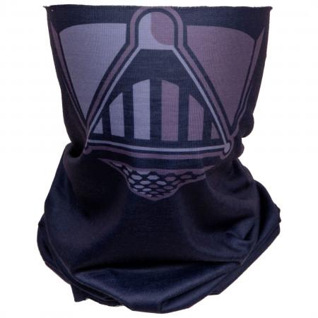 Star Wars Darth Vader Costume Mask Full Face Tubular Bandana Gaiter