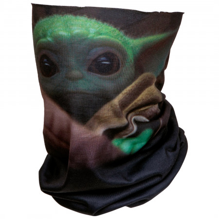 Star Wars The Child from the Mandalorian Full Face Tubular Bandana Gaiter