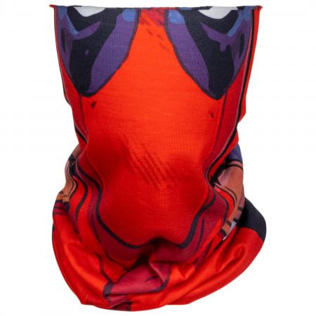 Deadpool Character Costume Full Face Tubular Bandana Gaiter