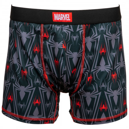 Spider-Man Symbols Men's Underwear Boxer Briefs