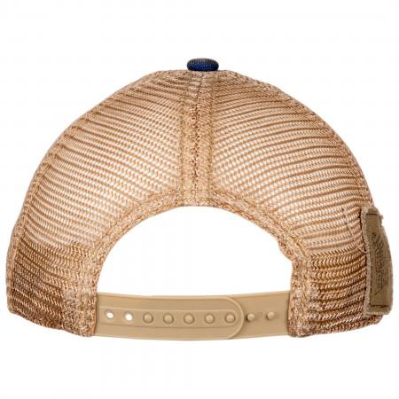 Hamm's Bear Vintage Mesh Trucker Snapback Hat