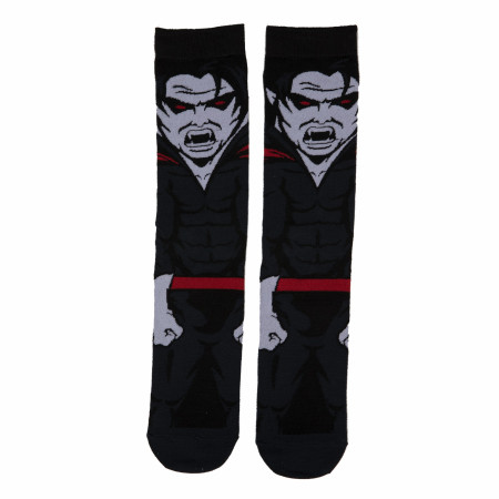 Morbius 360 Character Crew Socks
