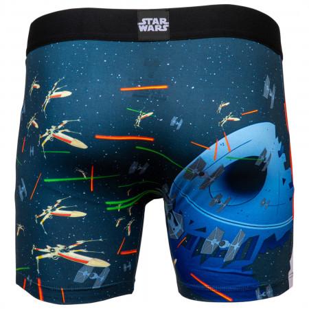 Star Wars Admiral Akbar It's a Trap! Men's Boxer Briefs Shorts