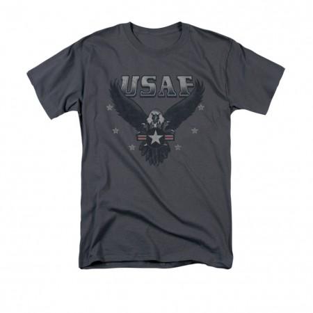 US Air Force Incoming Gray T-Shirt