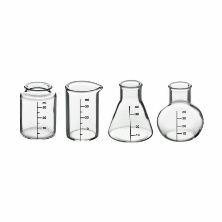 Science Lab Shot Glass Set