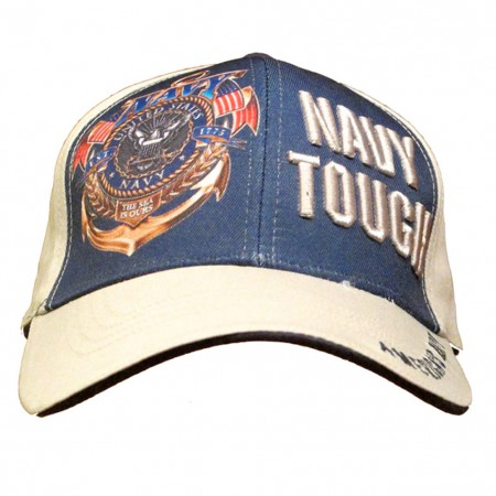 US Navy Tough Baseball Hat