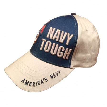 US Navy Tough Baseball Hat