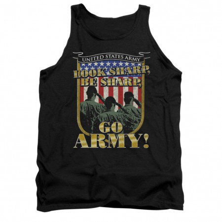 US Army Go Army Mens Tank Top