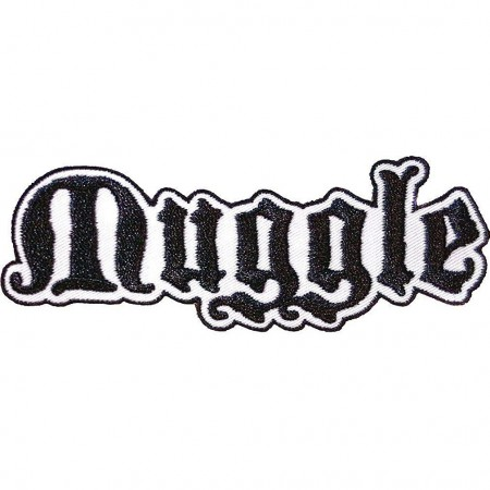Harry Potter Iron-On Muggle Patch