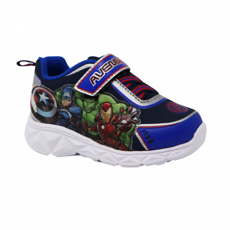Marvel Avengers Assemble Light Up Kids Shoes
