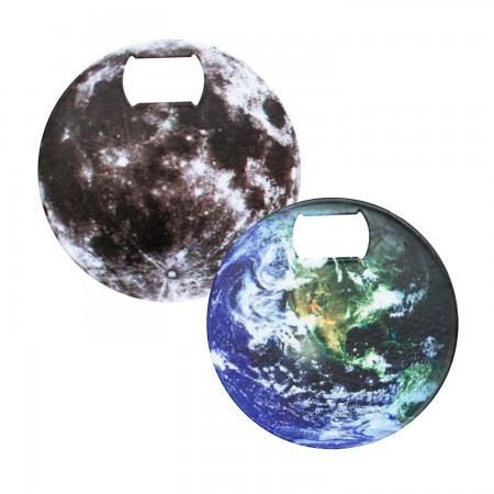 Earth Bottle Opener Coaster