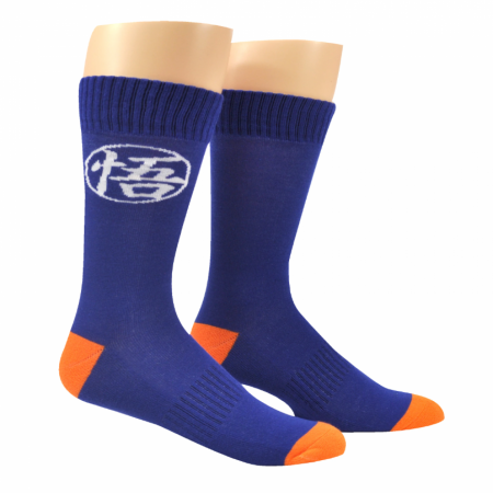 Dragon Ball Z Athletic Crew Socks
