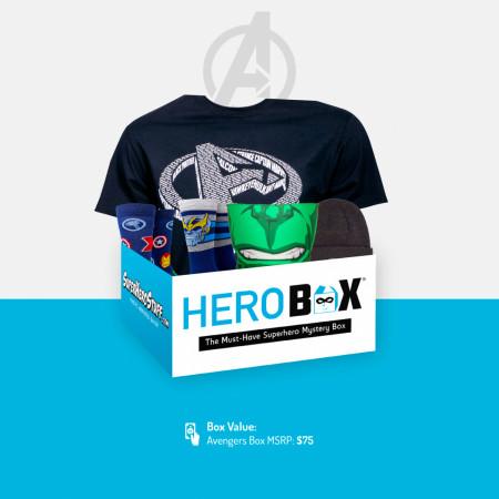 Marvel Avengers HeroBox