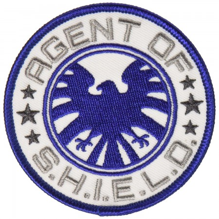 Agents Of SHIELD Embroidered Logo Patch
