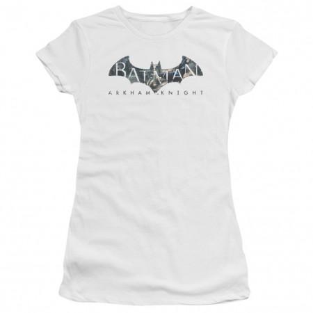 Batman Arkham Knight White Tshirt
