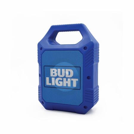 """Bud Light 9"""" Rugged Tailgate LED Bluetooth Speaker"""