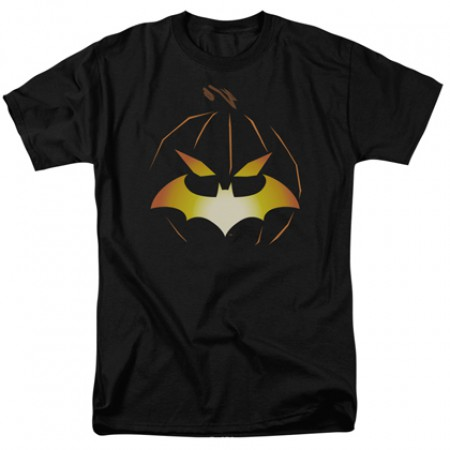 Batman Jack O'Lantern Youth Tshirt