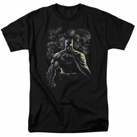 Batman Rogues Reminder T-Shirt
