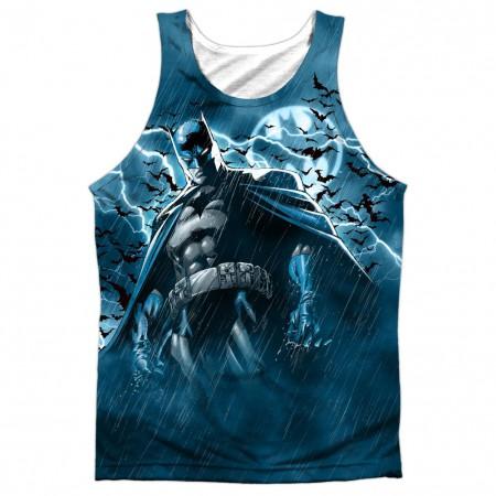 Batman Stormy Knight Sublimation Tank Top