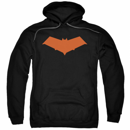 Red Hood Symbol Jason Todd Pullover Hoodie
