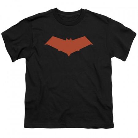 Batman Red Hood Youth Tshirt