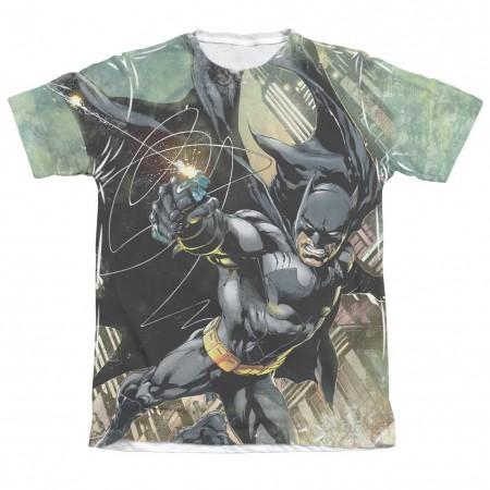 Batman Men's Catch Sublimation T-Shirt