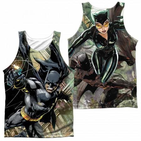 Batman Catch Sublimation Tank Top