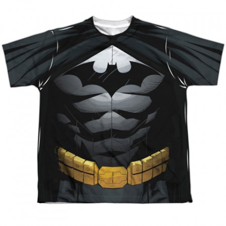 Batman Uniform Youth Costume Tee