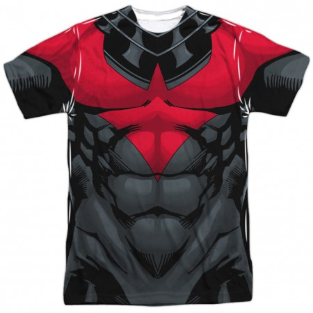 Nightwing Red Logo Costume Tee