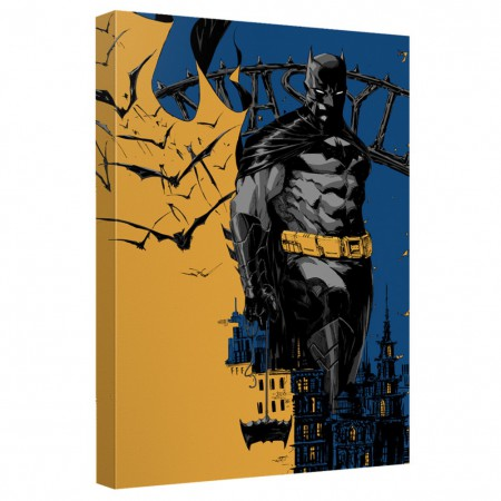 Batman Eternal 12 x 16 Canvas Print