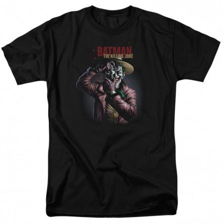 Batman The Killing Joke Men's Black T-Shirt