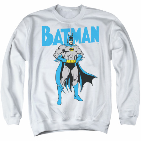Batman Pose Crewneck Sweatshirt