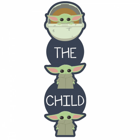 The Mandalorian The Child Pod Bookmark