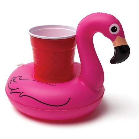 Flamingo Inflatable Beverage Floats