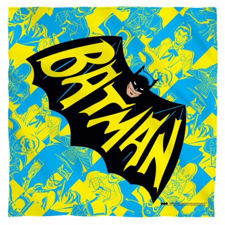Batman Vintage Logo Bandana