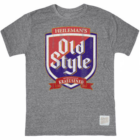 Old Style Beer Crest T-Shirt