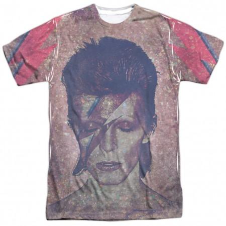 David Bowie Glam Tshirt