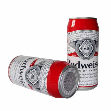 Budweiser Beer Can Tall Boy Bluetooth Speaker
