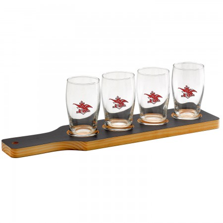 Budweiser Beer Tasting Flight Set