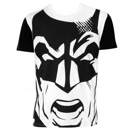 Batman Men's Giant Face T-Shirt
