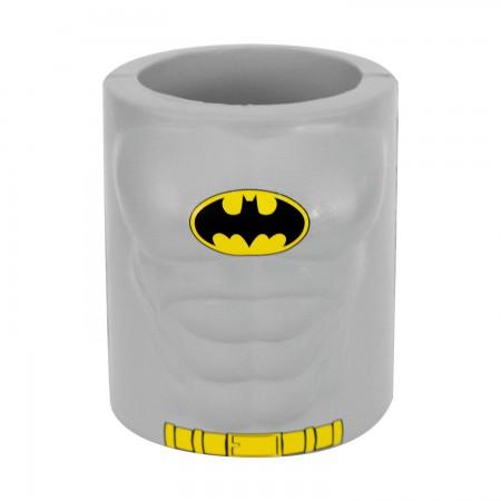 DC Comics Batman Foam Grey Can Cooler